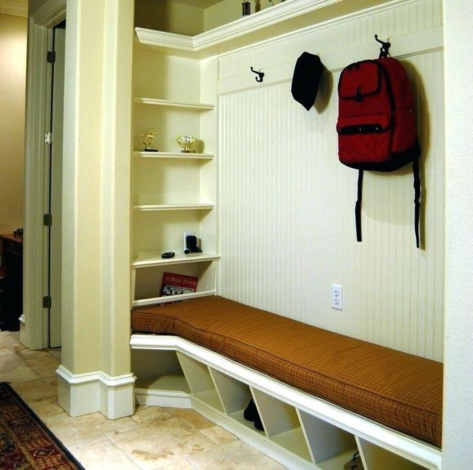 small entryway decor ideas   Narrow hallway decorating ...
