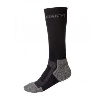 Anky Technical Long Socks - Black