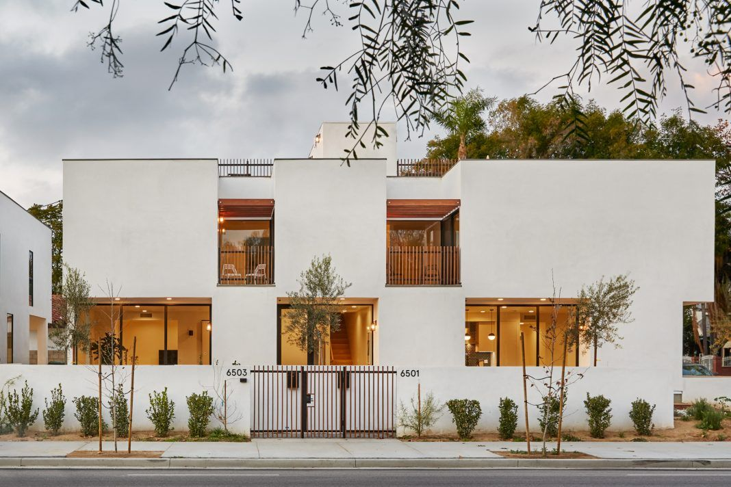 Can A Bunch Of New Co Living Complexes Ease L A S Housing Crisis Architecture House Cost Architecture Design