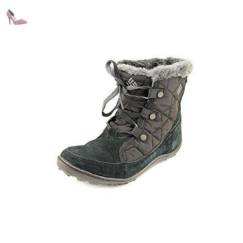D'hiver Us 5 Femmes Chaussures Minx Botte Noir Columbia Shorty qB01Fw0R