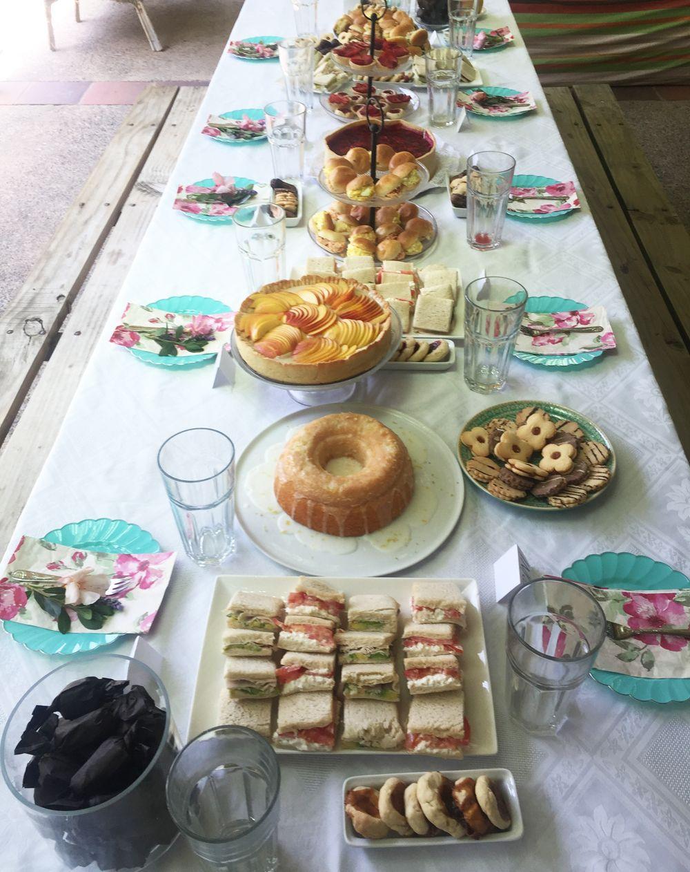 Cumpleaños Familiares 2 1 Merienda Cumpleaños Mini Tartaletas De Frutas Comida Para Cumpleaños