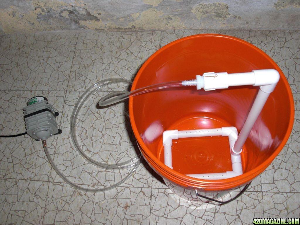 compost tea brewer setup gardening tips u0026 ideas pinterest