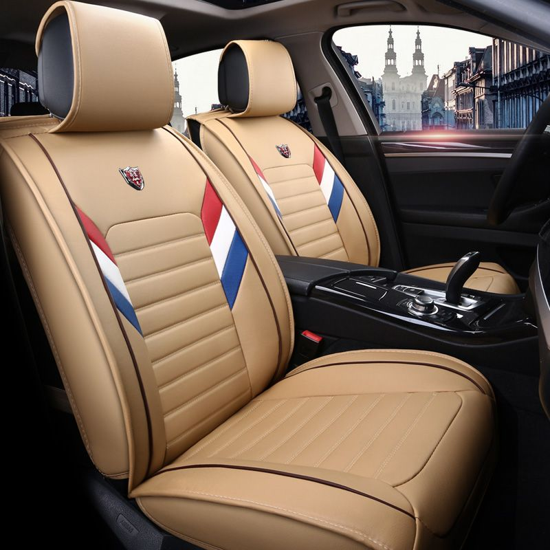 New Pu Leather Auto Universal Car Seat Covers For Great Wall Hover H3 H5 Haval H6 C30 H9 C50 Cushion Covers Affil Car Seats Carseat Cover Interior Accessories