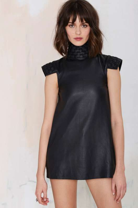 Holystone One For the City Leather Dress - Back In Stock