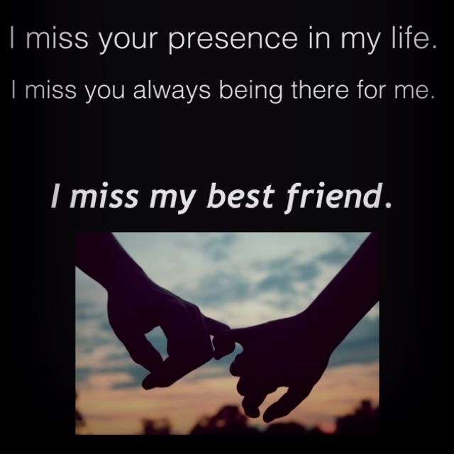 I Miss My Best Friend But They R To Far Away Quotess Miss My