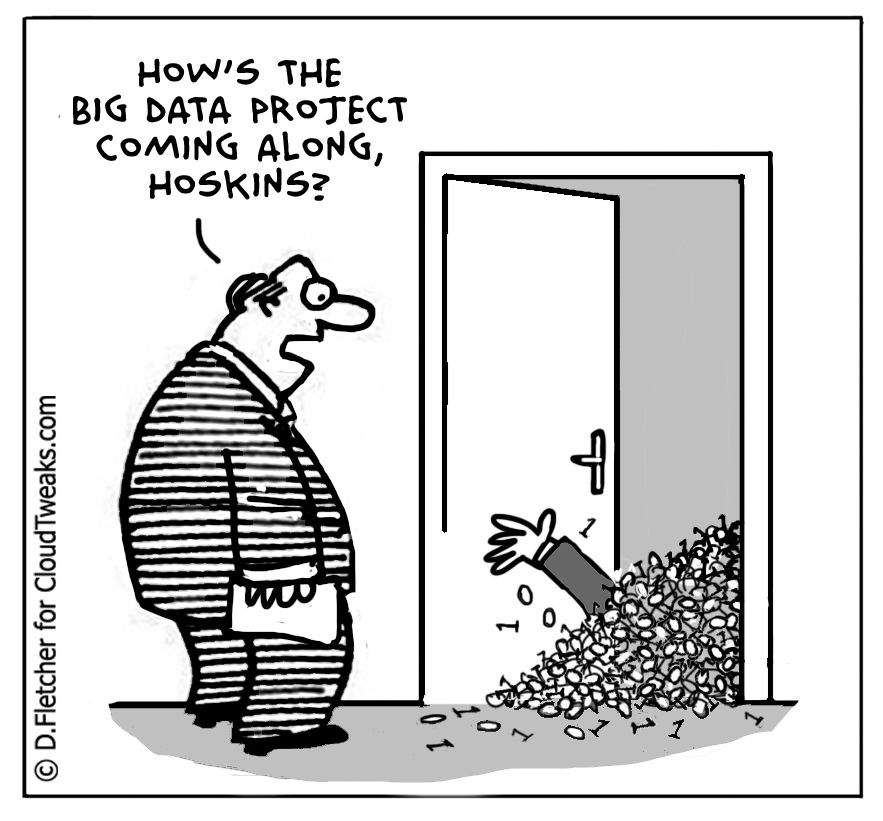 The Lighter Side Of The Cloud Big Data Project Mass