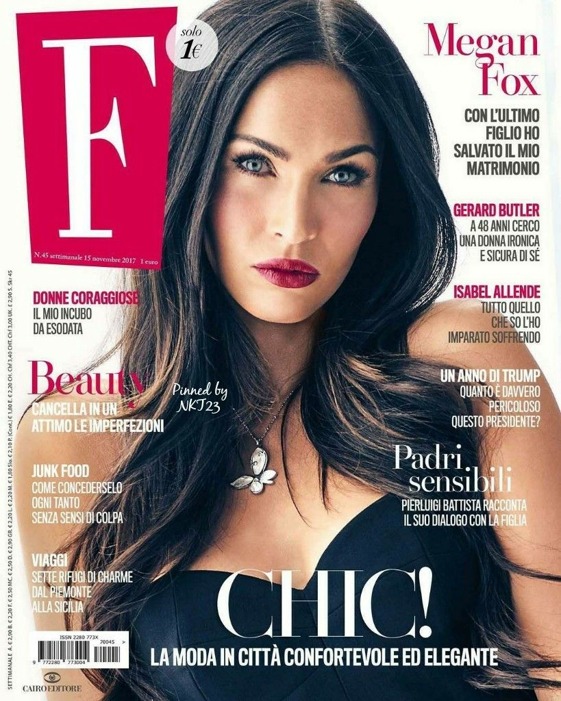 Pin by NKT23 on MEGAN FOX in 2019 | Megan fox hot, Megan ...