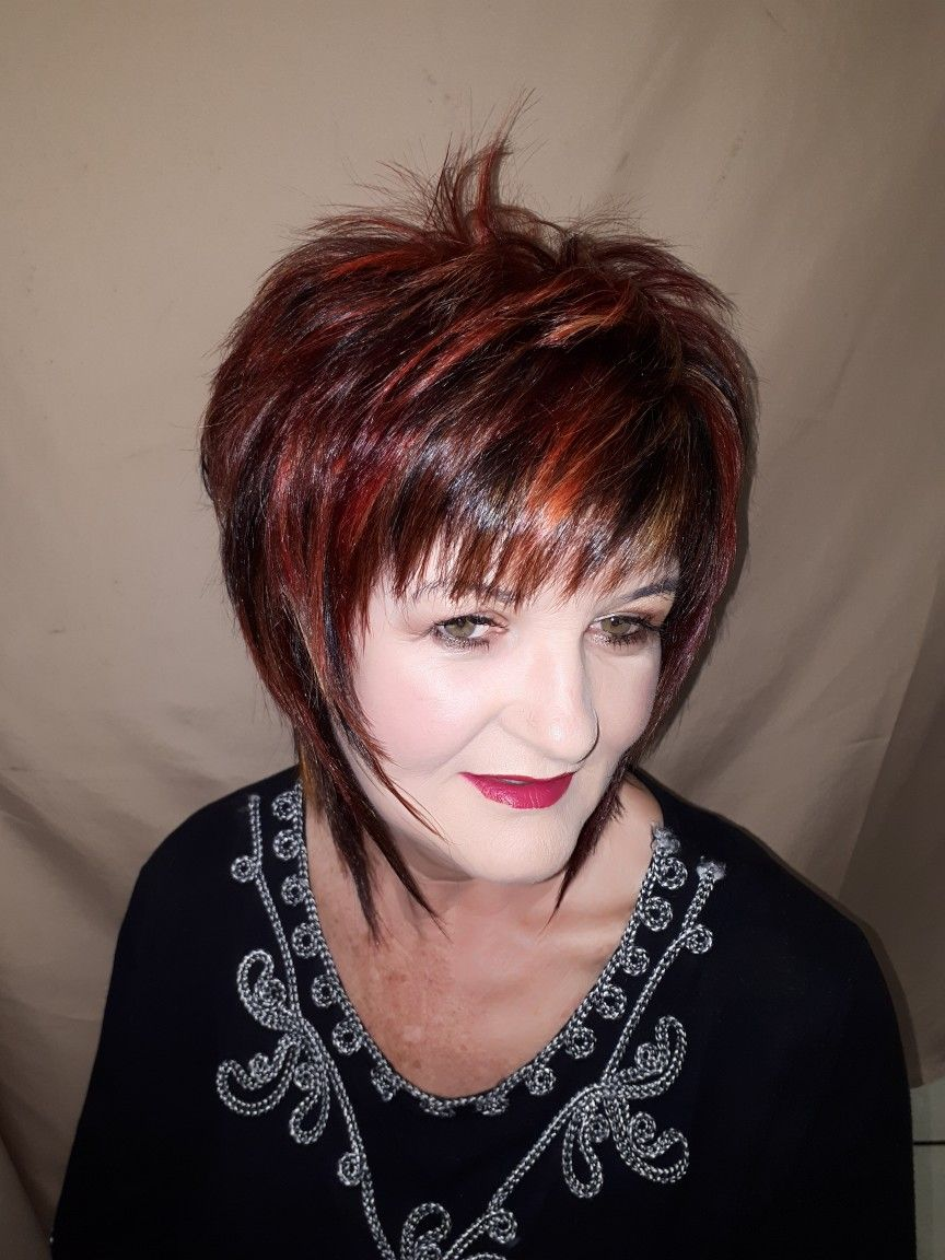Pin by becky gunn on haircuts in pinterest hair styles