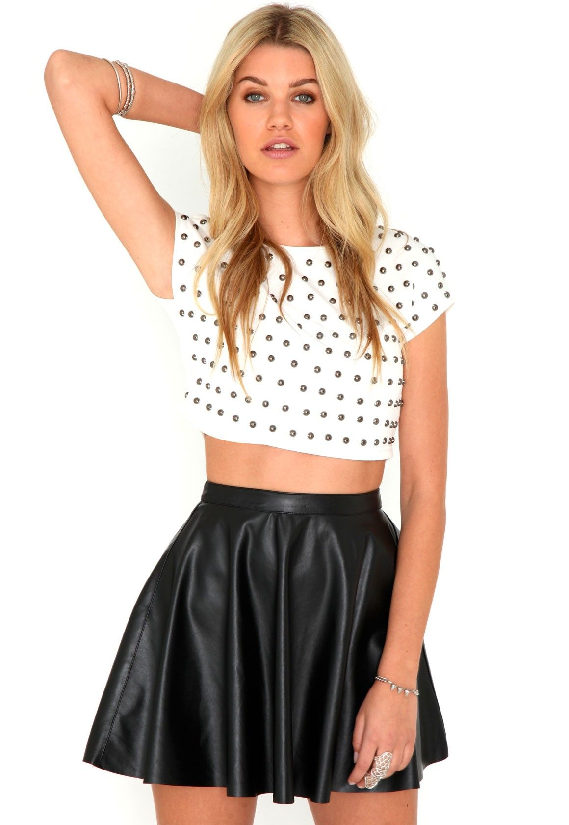 how to wear baggy crop tops tumblr - Google Search | Random ...