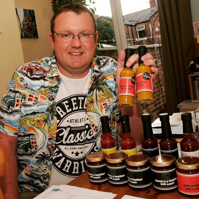 Check out this article on us in the Messenger Newspaper  #manchester #news #entrepreneur #greattasteawards #greattaste #hotsauce #chilli #bbq #stretford #trafford http://www.messengernewspapers.co.uk/news/13631128.Stretford_entrepreneur_creates_hot_fuss_with_his_spicy_condiments/