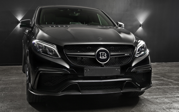 download wallpapers brabus, tuning, mercedes benz gle 63 amg coupedownload wallpapers brabus, tuning, mercedes benz gle 63 amg coupe, 2017 cars, gle63, suvs, mercedes