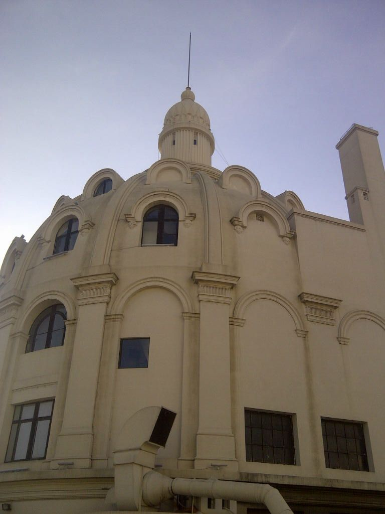 Cupula Del Edificio Bencich Posee Dos Cúpulas De Gran