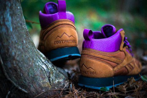 Footpatrol x Reebok CL Leather R12 Mid -