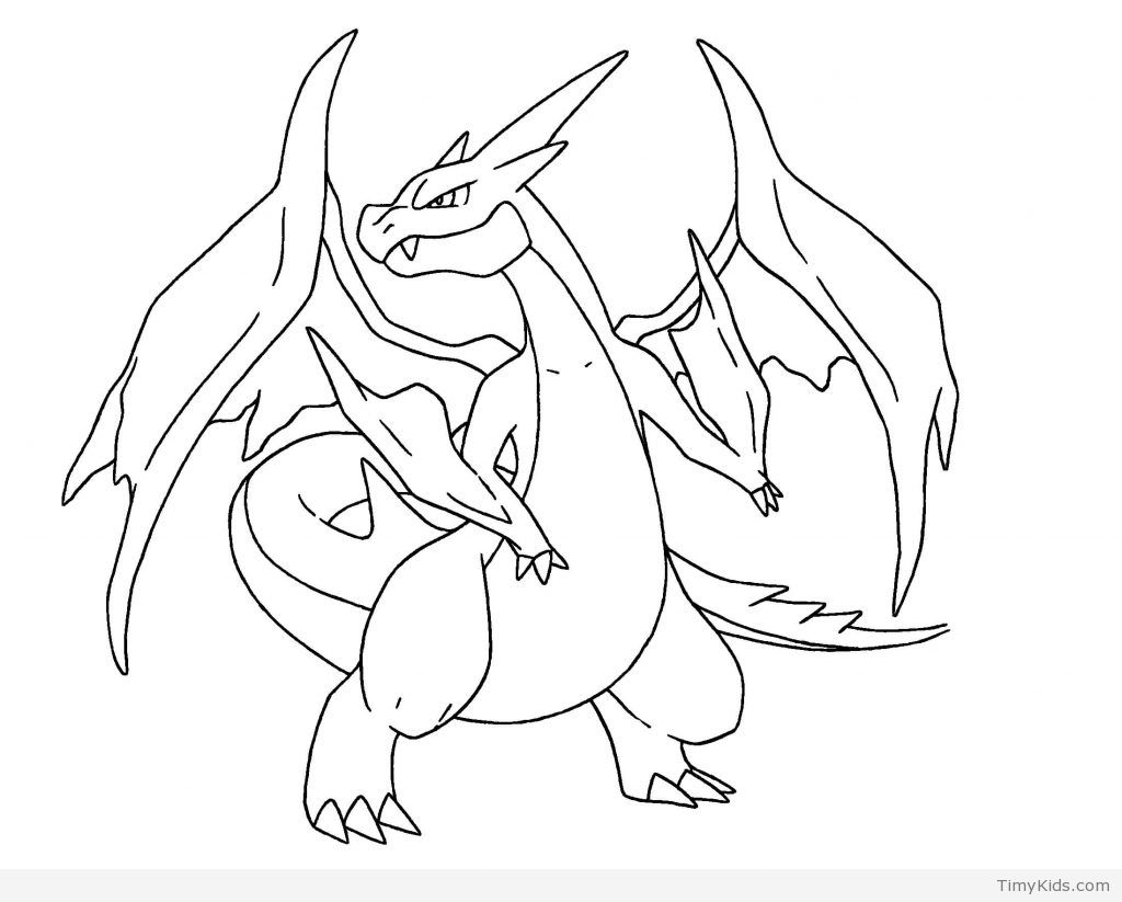 Legendary Pokemon X And Y Coloring Pages