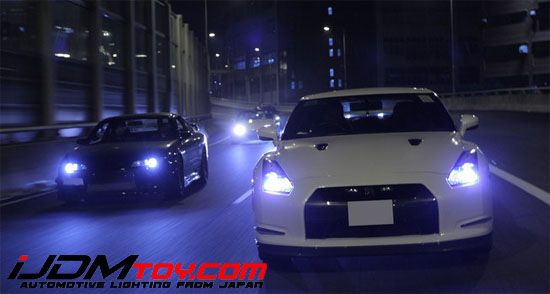 Skyline GTR | iJDMTOY com | Aftermarket headlights, Custom