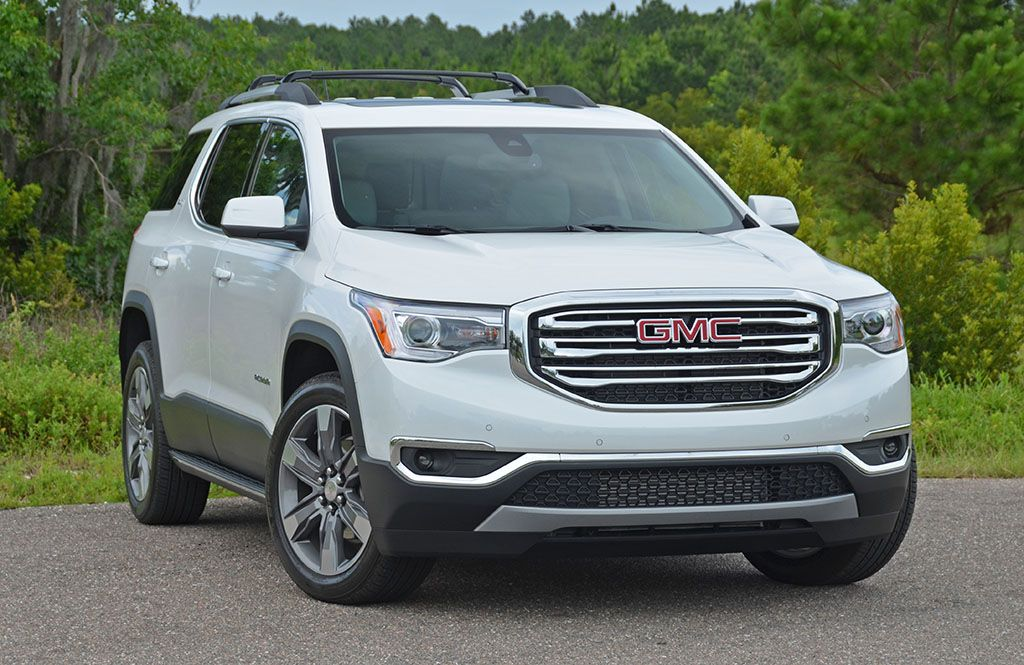 2018 Gmc Acadia Review Test Drive Driving Test Driving