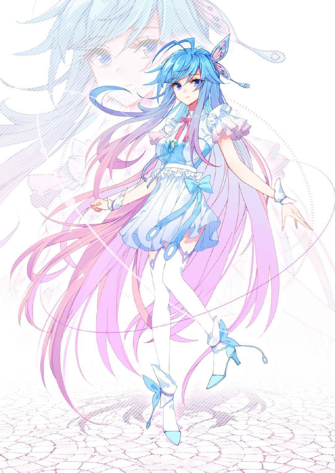 I reincarnated into an otome game as a villainess! - Characters