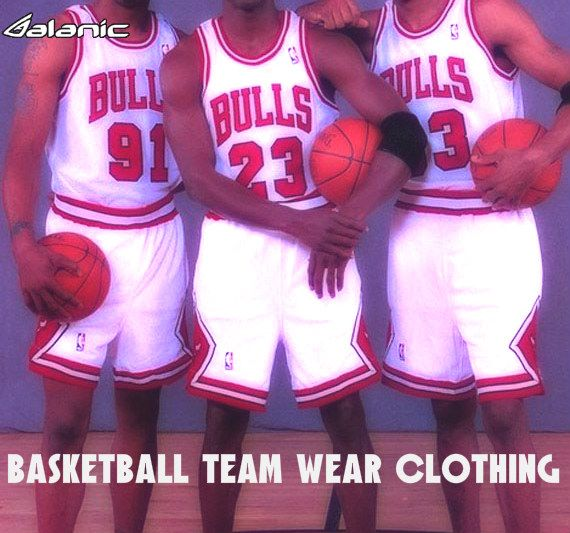 #Basketball Team #Jerseys As An Indispensable Part Of The Game Of Basketball