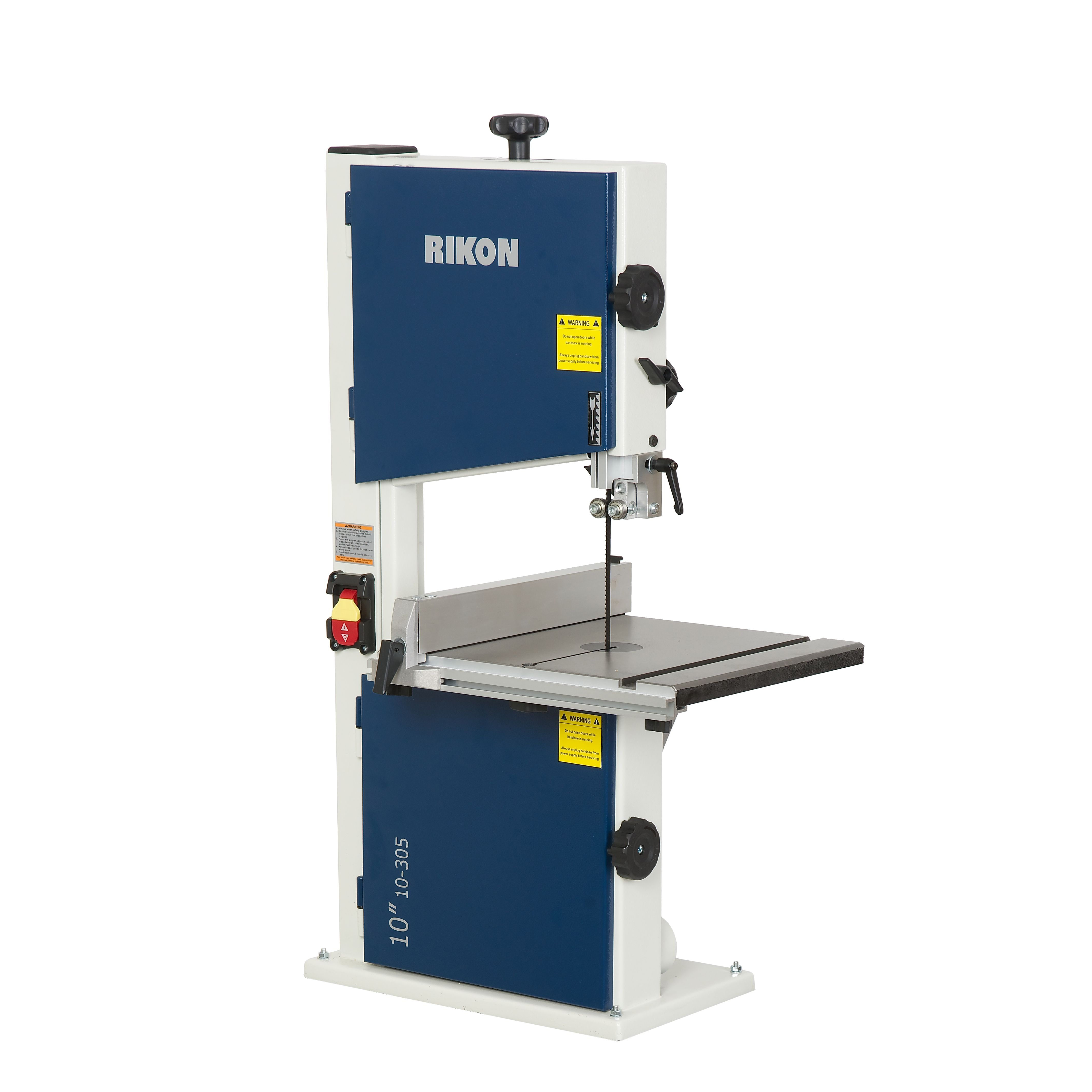 Rikon 10 Inch Bandsaw 10 305 Walmart Com Diy Table Saw Table Saw Portable Band Saw