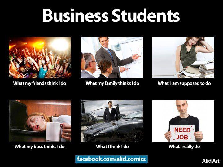 Http 9gag Com Student Memes Business Major Student