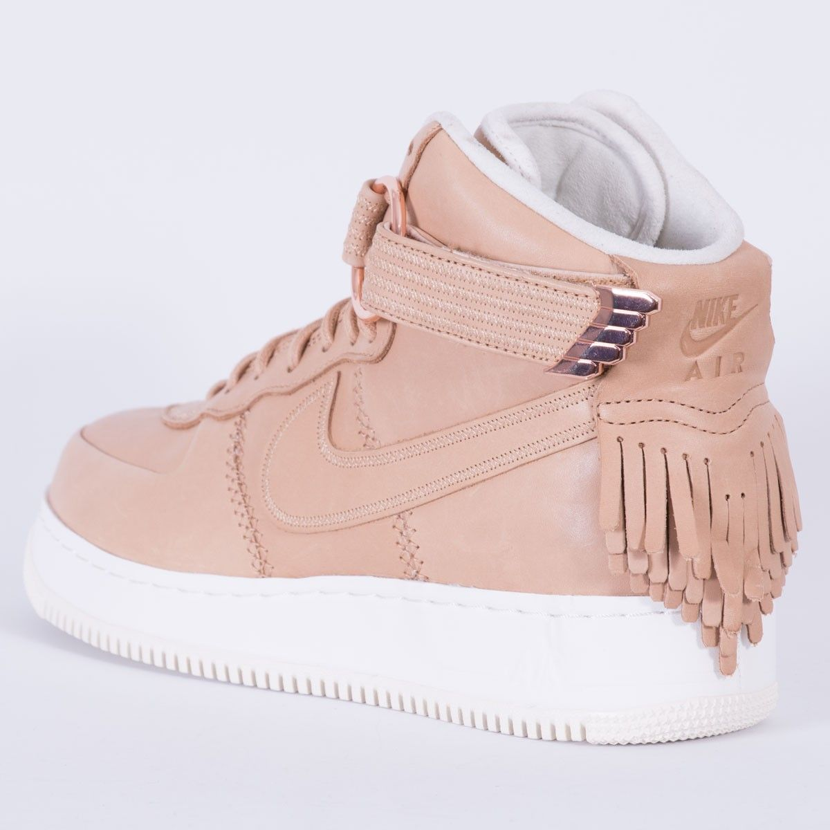 Nike Air Force 1 High SL '5 Decades Of Basketball' Vachetta Tan 919473-