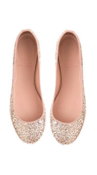 fa785553b4b Sparkle ballet flats