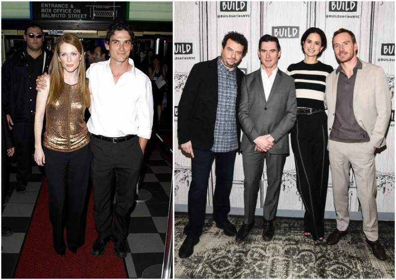 Billy Crudup S Height 5 7 7 172 Cm Billy Crudup Actors Height Actors