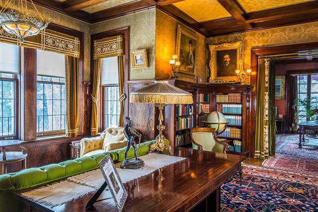 Glensheen Mansion   Duluth, MN 1905 08   Library