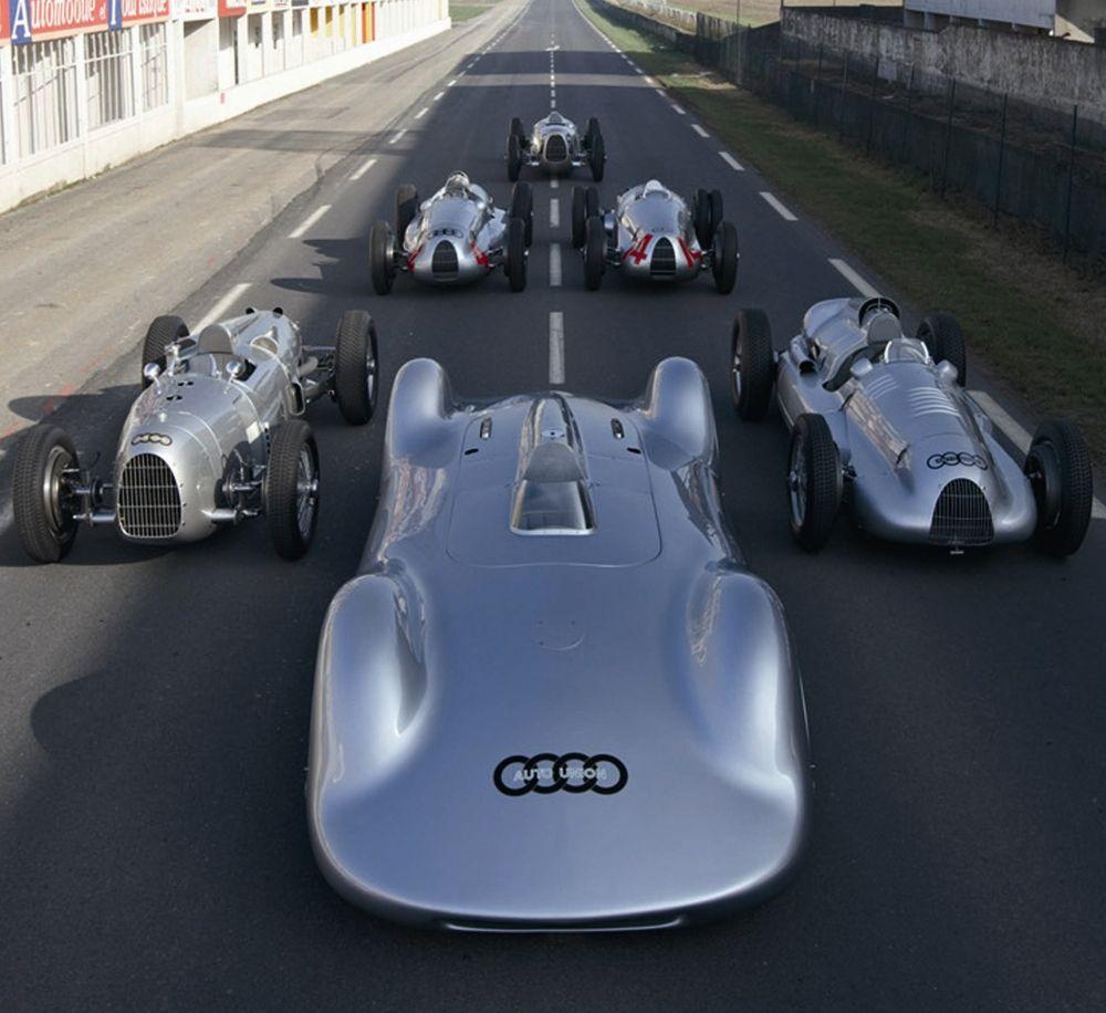 Auto Union Legacy | Ingolstadt | Pinterest | Cars, Vintage racing ...