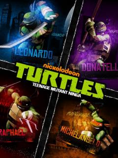 Teenage Mutant Ninja Turtles En Streaming My Favorite Super Heroes