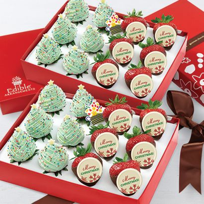 Very Merry Christmas Tree Berries Shown 24 Count Http Bit Ly 1gvgqjn Very Merry Christmas Fruit Basket Gift Fruit Gifts