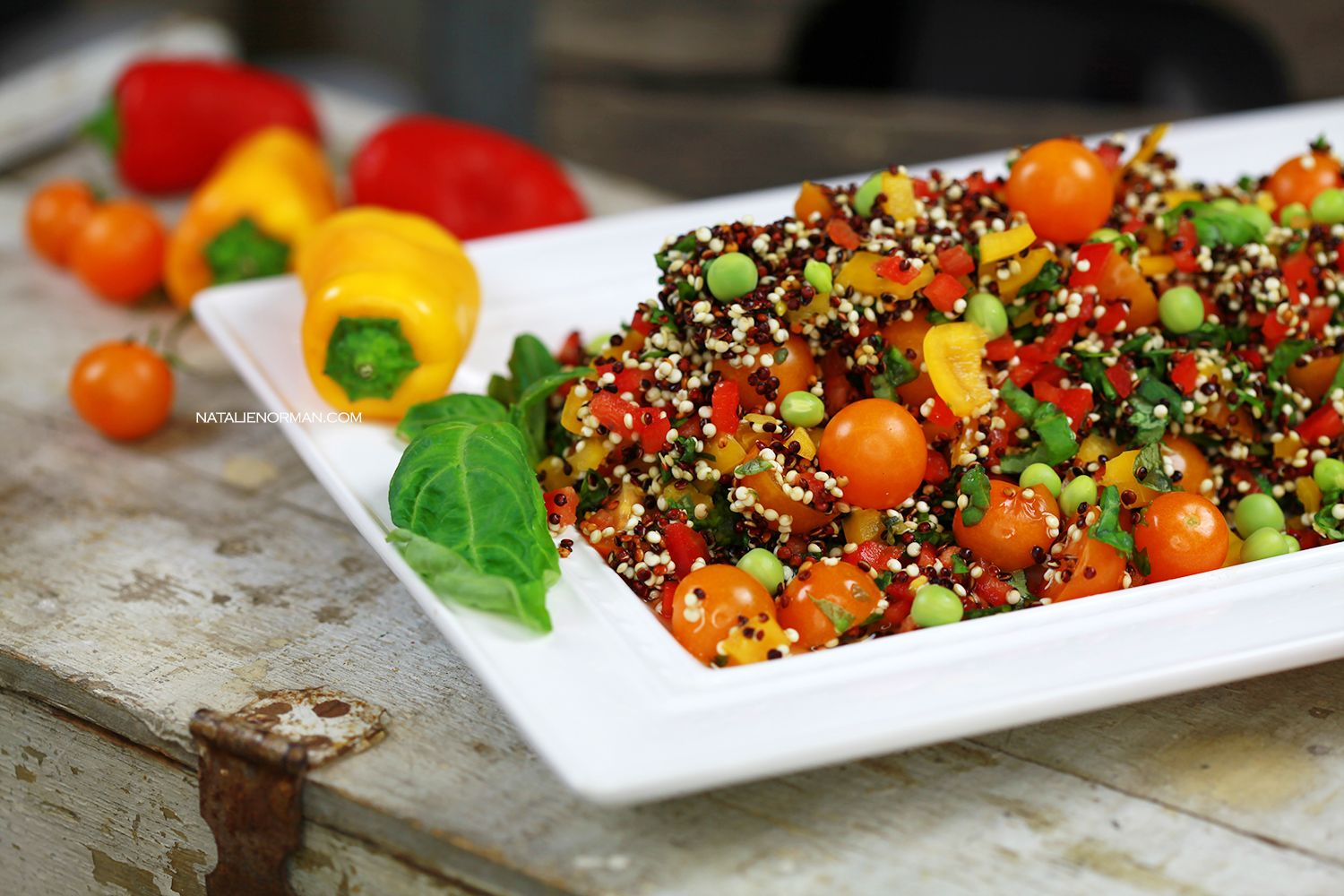 Raw vegan food mediterranean quinoa tracee raw pinterest yes its raw food easy mediterranean style quinoa learn fast simple raw vegan recipes with certified raw food educator and vegan expert natalie norman forumfinder Image collections