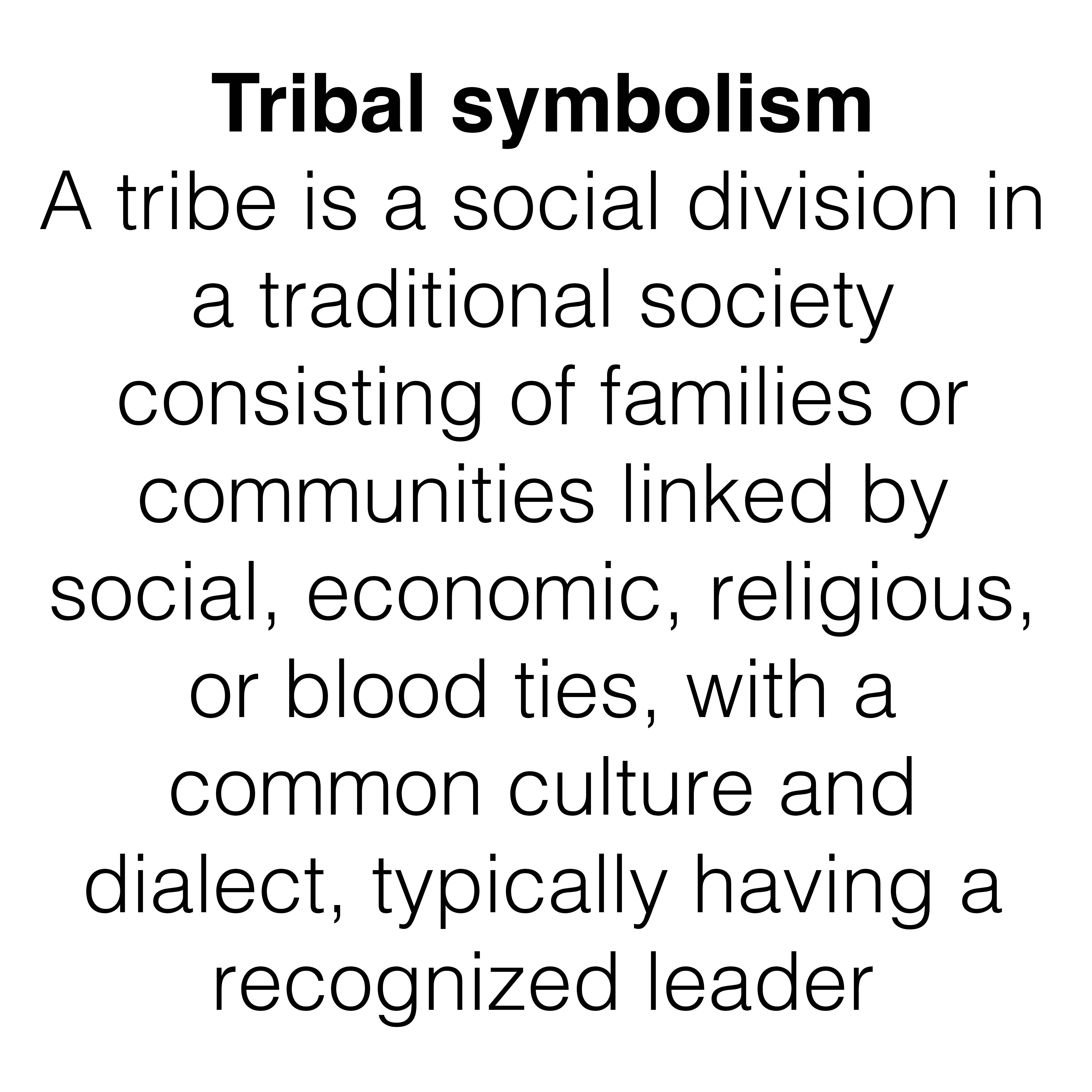 Definition of a tribe the characteristics that tribal symbolism definition of a tribe the characteristics that tribal symbolism bases itself around buycottarizona Gallery