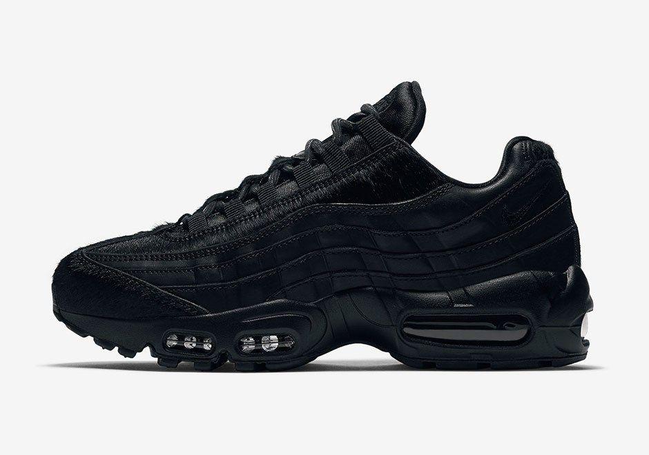 29a04eb96c2 Nike Air Max 95 Black