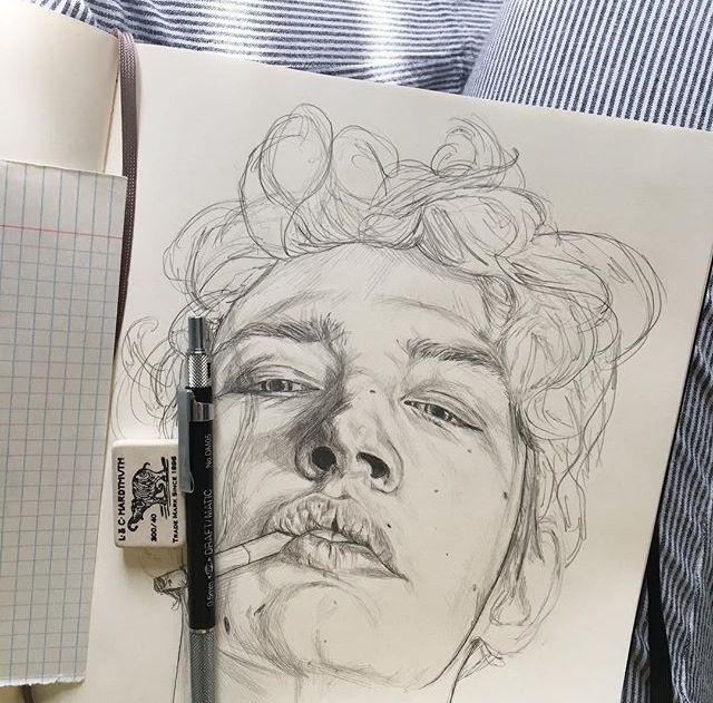 Pin By Peyton Cochran On Drawings Sketch Book Art Sketchbook Art