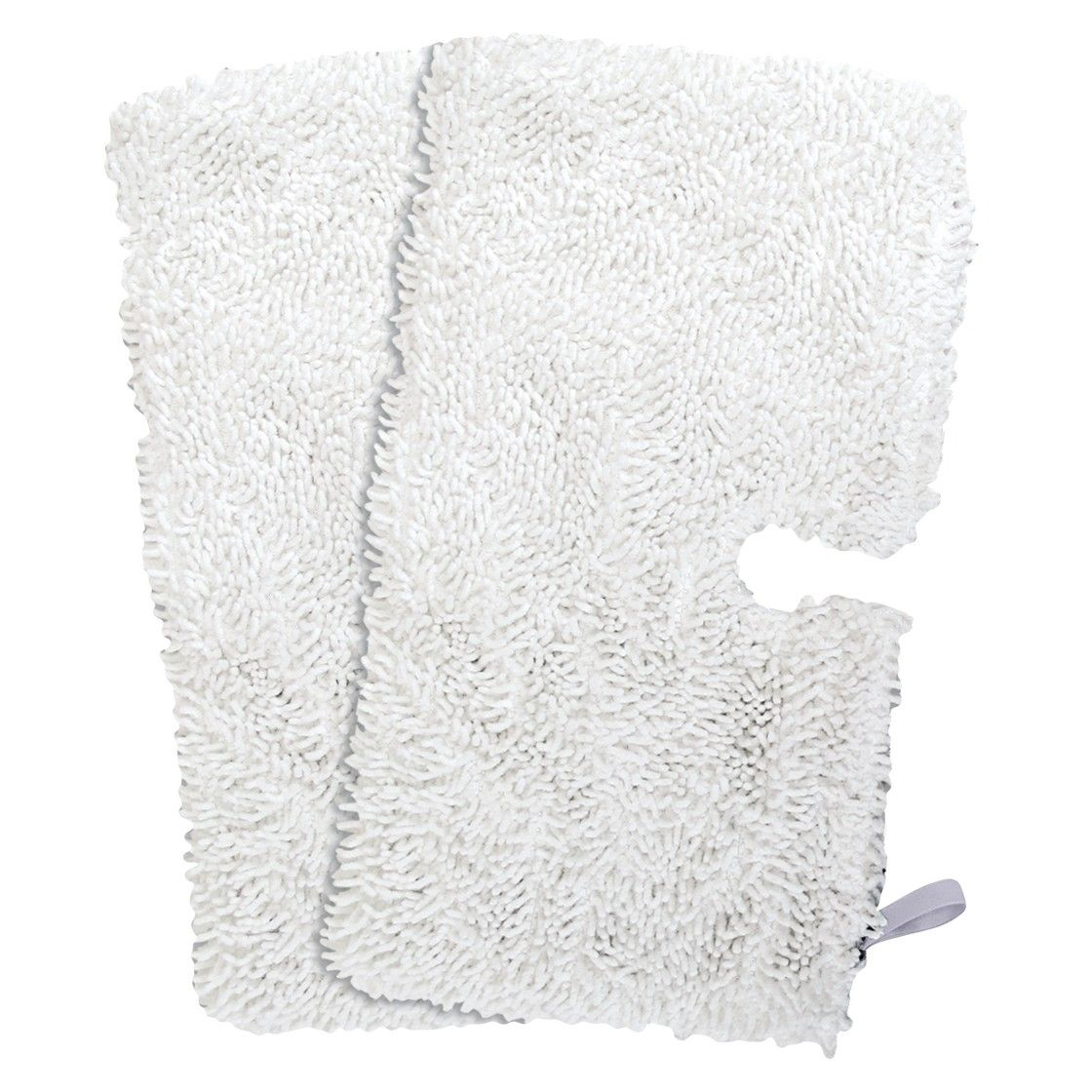 EnviroCare Replacement Cleaning Pads designed for Shark Steam Pocket Mops 2 count