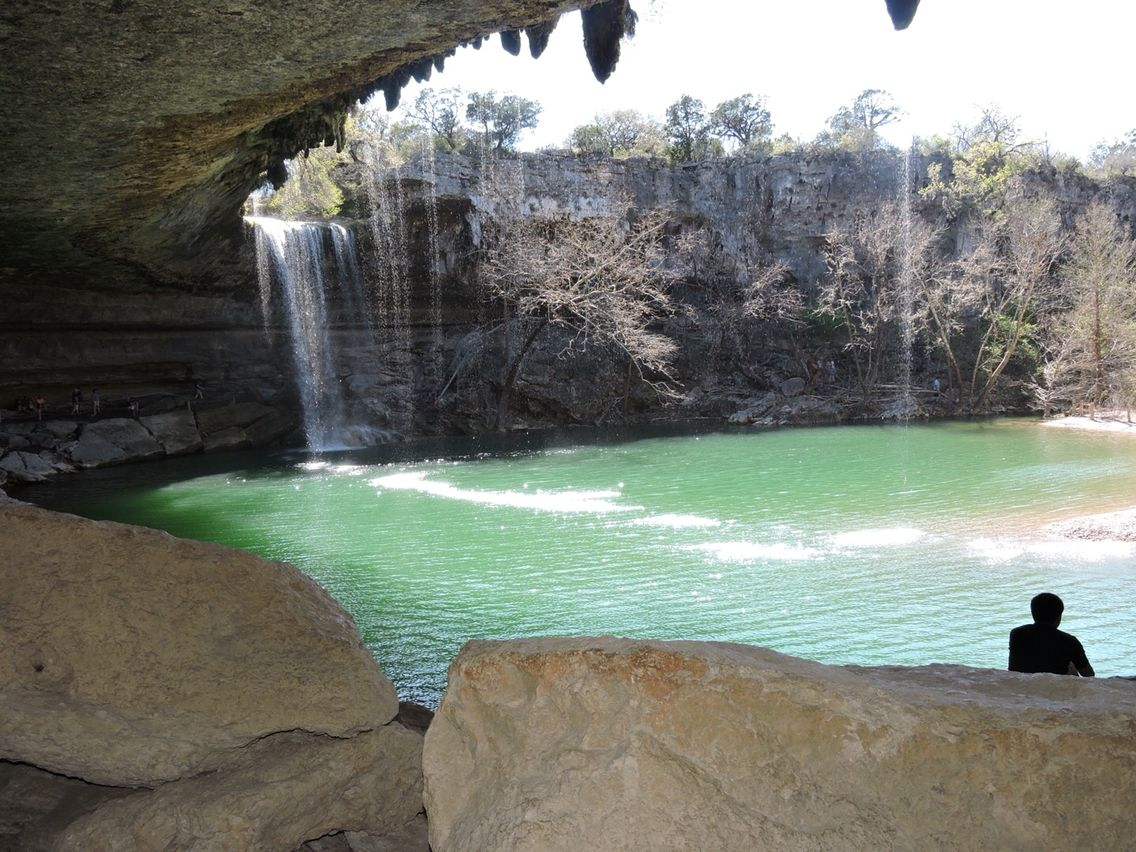 Hamilton Pool Marble Falls Tx Texas Travel Marble
