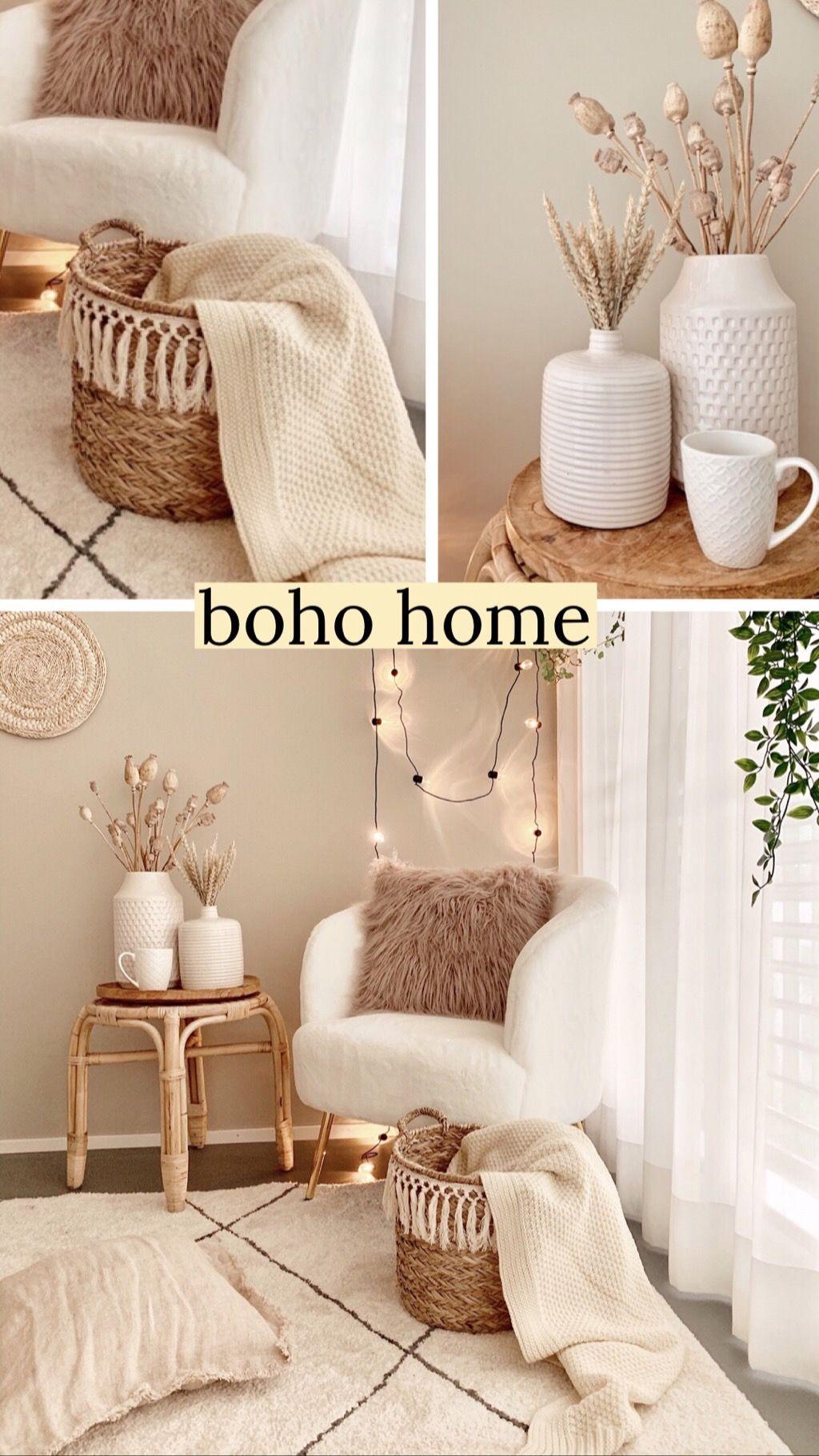 Dein Boho-Traum wird wahr. #boho #schlafzimmerdeko #schlafzimmer #bohochic #boholiving #wohnidee #dekoidee #depot #bohowohnen