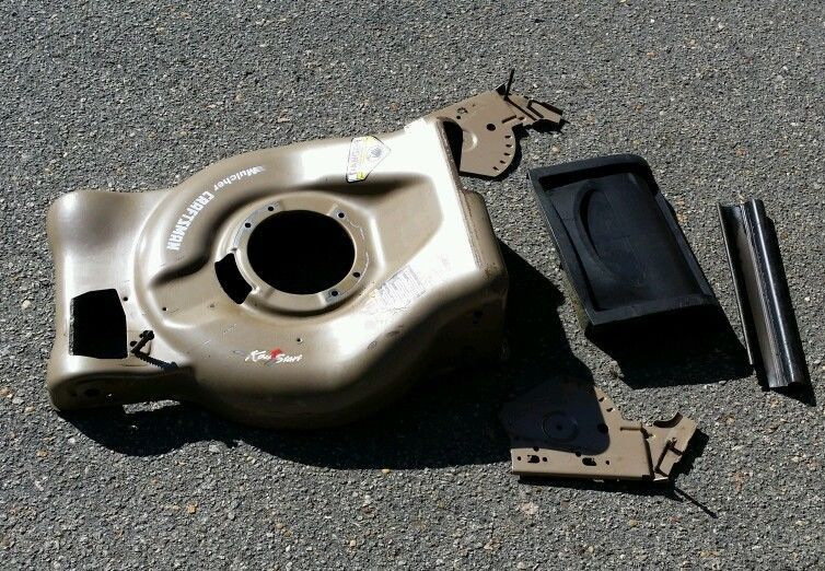 Craftsman Self Propelled Lawn Mower Deck Housing 21