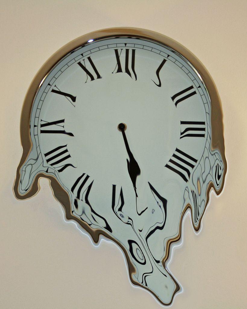 melting clock - Google Search | Art | Clock drawings
