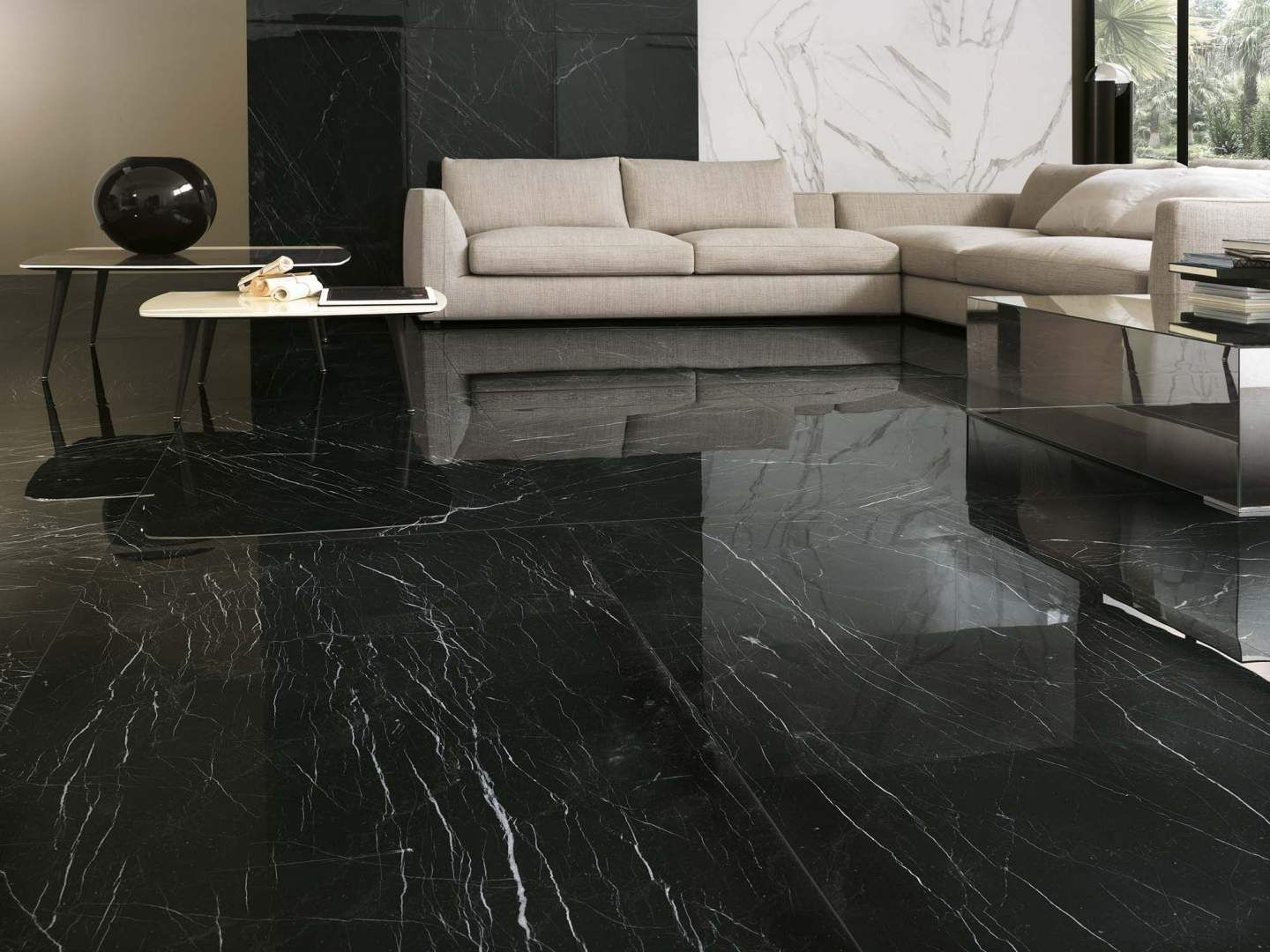 Polished Marble - Italian Tile & Stone Dublin | Black ...