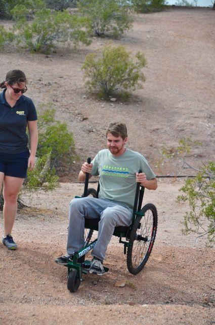 Grit Freedom Chair Wheelchair Wheelchair Accessories Freedom Rides