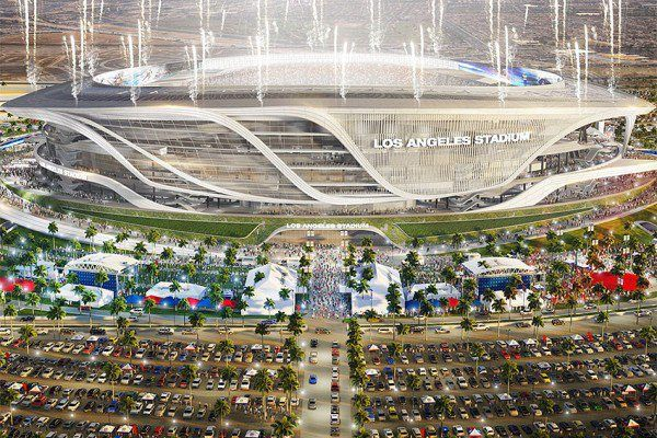 Los Angeles Rams Newest Addition To The City Of Angels Los Angeles Rams Los Angeles City Of Angels