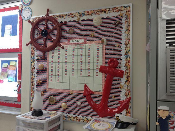 Nautical Bulletin Board Google Search Classroom