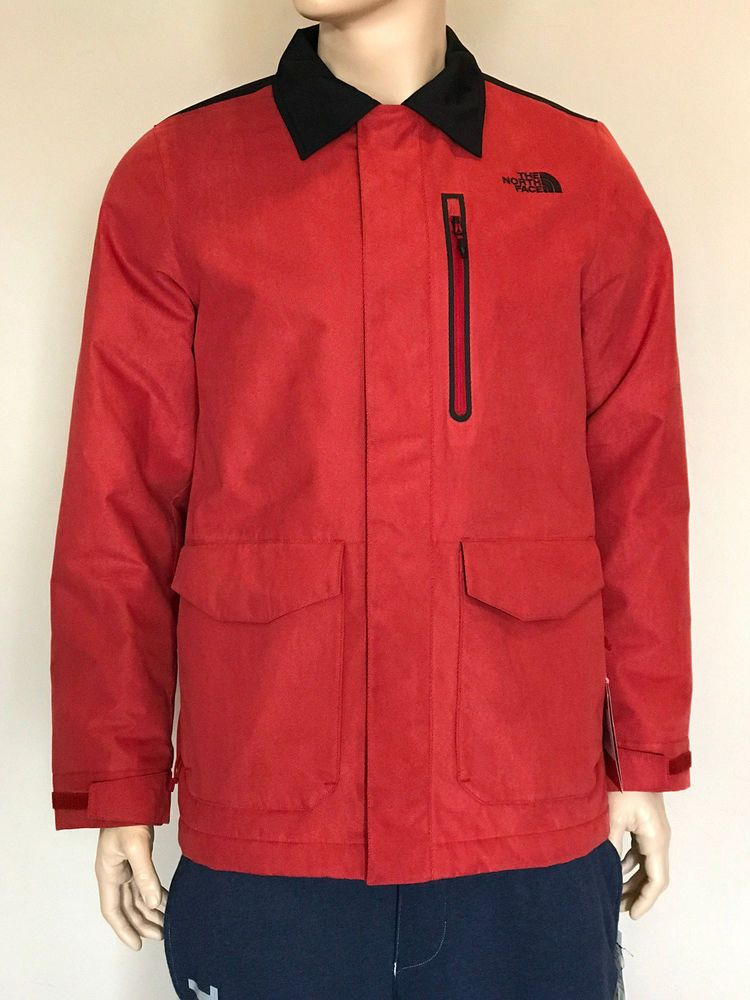 56d32eb68 NEW 2016 The North Face Millsmont Sherpa Barn Insulated Jacket size ...
