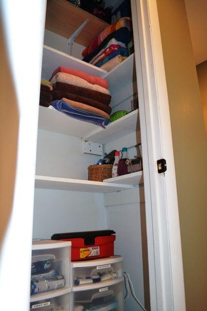Delicieux Deep Closet Solution?
