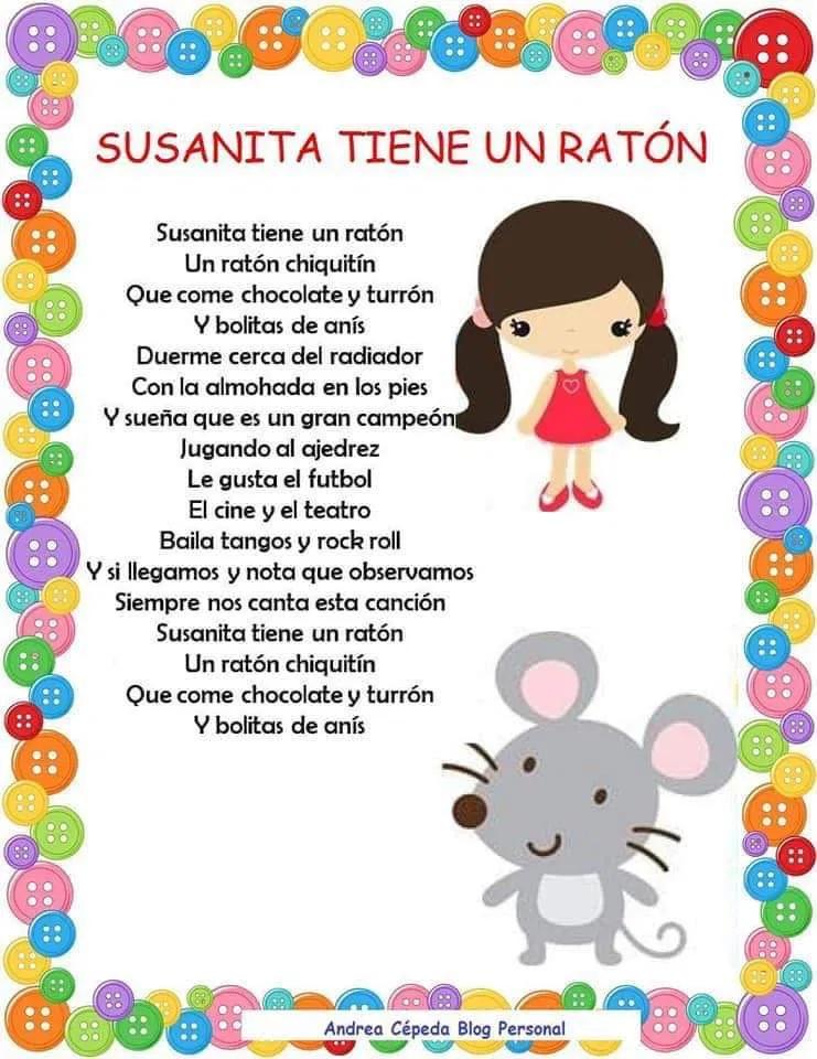 Canciones Infantiles Para Un Buen Inicio De Curso Canciones Infantiles Letras De Canciones Infantiles Canciones De Ninos