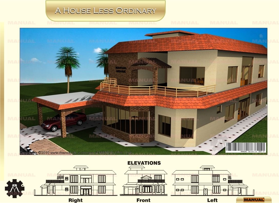 Pakistani house architecture designs skyscrapercity for Pakistani homes design