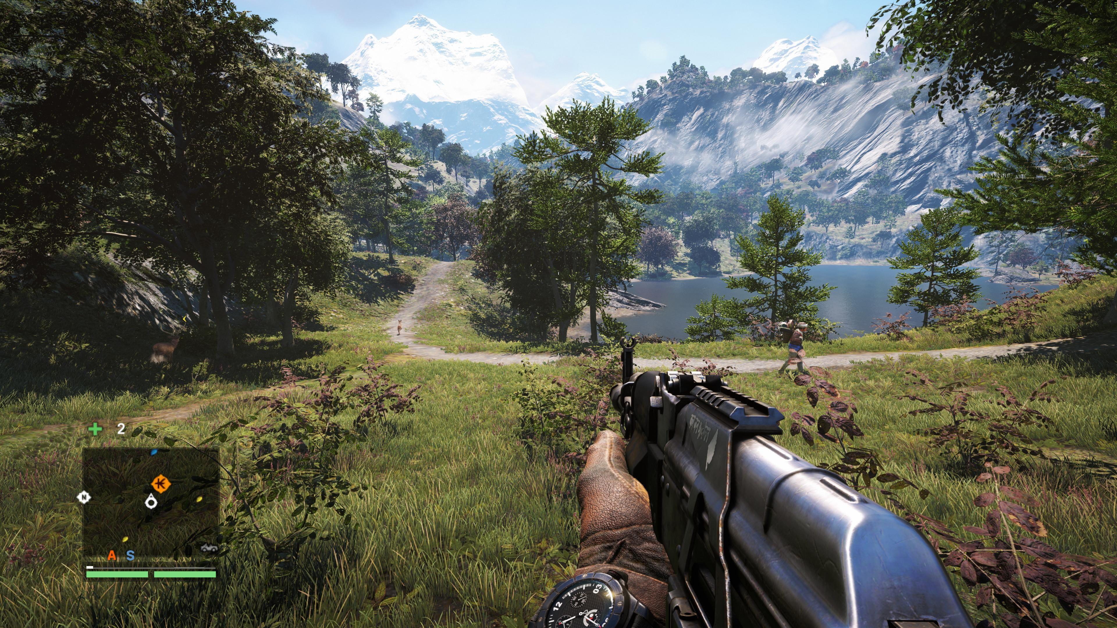 Just A Few Screen Far Cry 4 Max Settings 4k Nvidia Dsr Far