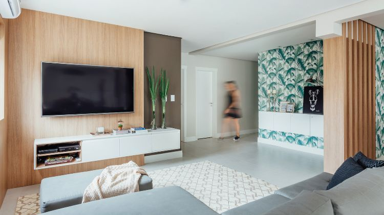 Tapeten für Wohnzimmer und moderne Wandgestaltung Wandgestaltung
